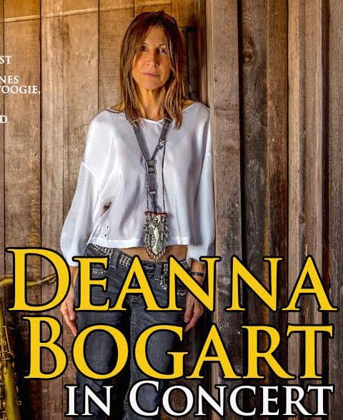 Deanna Bogart at the RTG